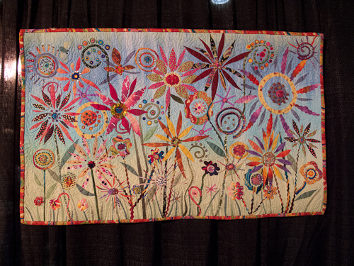 Flower Garden by Lynn H. Woll