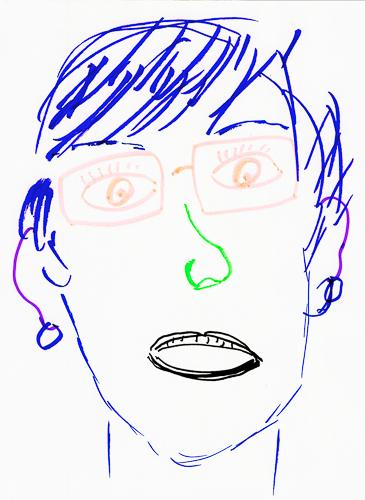 robin caricature